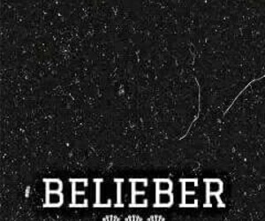 wallpaper, belieber, and black image