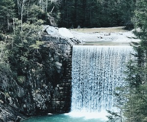 austria, nature, and lake image