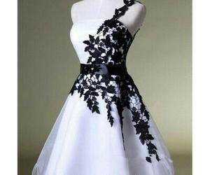 dress, photography, and wedding image