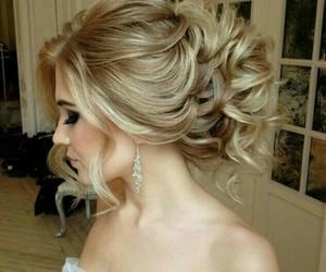 cabelo, casamento, and wedding image