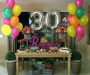 decor, decoração de festas, and festa image