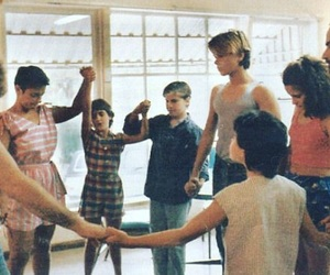 80s, river phoenix, and river phoenix family image