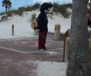florida, mickey mouse, and ocean image