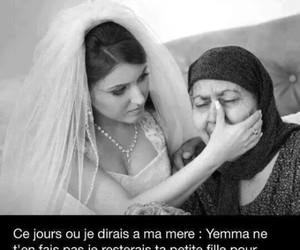 coeur, maman, and mariage image