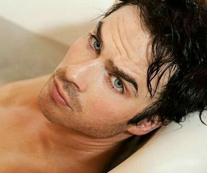 ian somerhalder, the vampire diaries, and demon salvatore image
