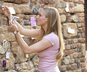 letters to juliet, amanda seyfried, and letters image