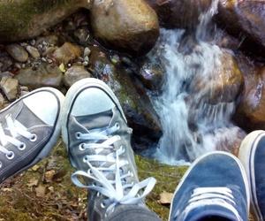 converse, converses, and girl image