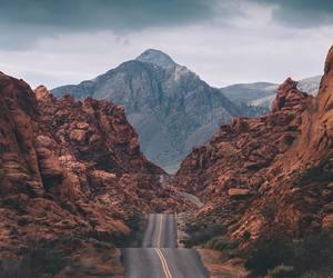 adventure, desert, and nature image