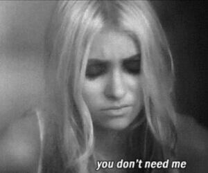 Taylor Momsen, you, and sad image