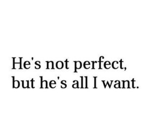 love, perfect, and he image