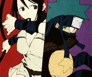 soul eater, black star, and anime image