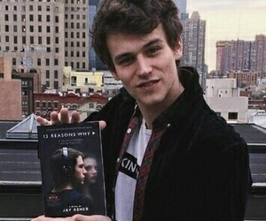 celebrities, 13 reasons why, and justin foley image