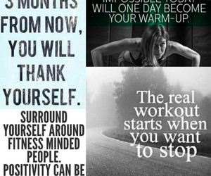 fitness, weight loss, and fitness quotes image