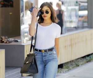jeans, street style, and olivia culpo image