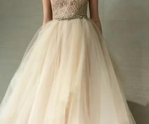 fashion, wedding dress, and lazaro image