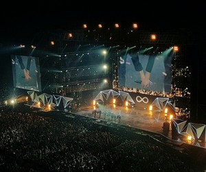 concert, infinite, and kpop image