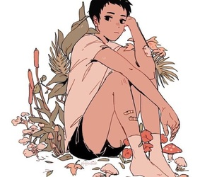 haikyuu and daichi image