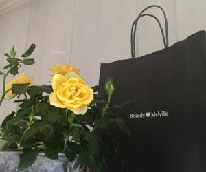 bag, black, and decor image