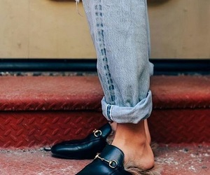 fashion, shoes, and mules image