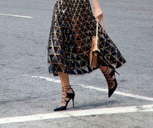 style, fashion, and dress image