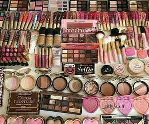 beauty, makeup, and obsessed image