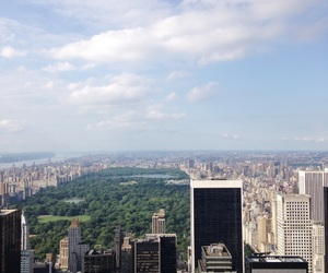 manhattan, centralpark, and timessquare image