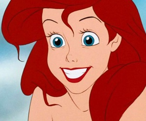 the little mermaid, ariel, and disney image