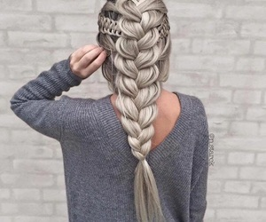 amazing, braids, and cool image