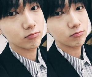 handsome, super junior, and yesung image