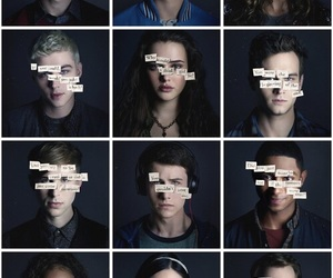 13, reasons, and hannah baker image