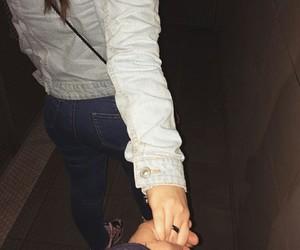 couple, follow, and like image