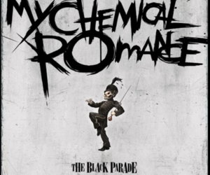 my chemical romance, mcr, and the black parade image