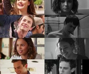 13 reasons why, clay jensen, and 13rw image