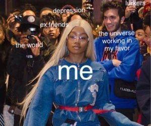 funny, me, and life image