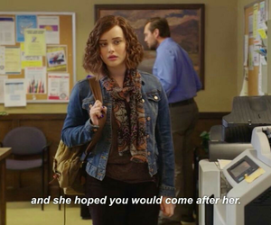 13 reasons why, hannah baker, and hope image
