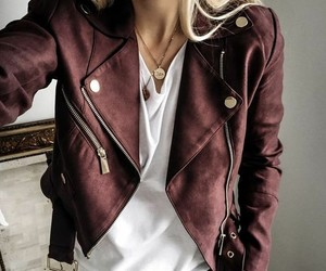 fashion, style, and jacket image