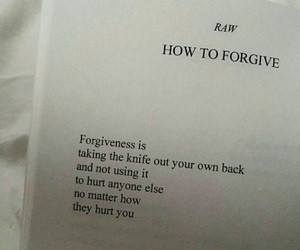 forgiveness and quote image