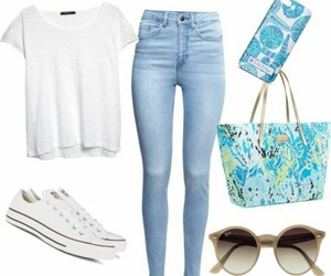 summer outfit image