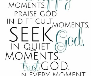 happy, seek, and quiet thank god image