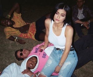 kylie jenner, kylie, and friends image
