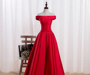 a-line, satin, and prom gowns image