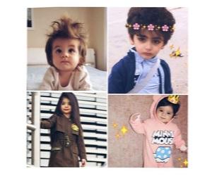 baby, فدوه, and اطفال image