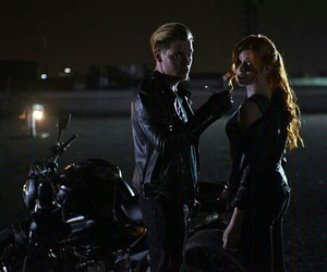jace, shadowhunters, and clary image