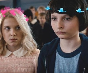 eleven, mike, and stranger image