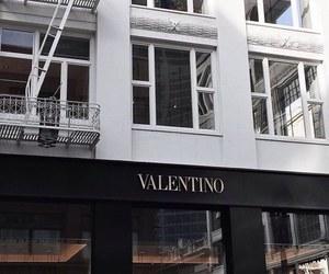 Valentino and travel image