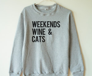 cats, funny, and gifts image