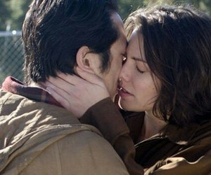 couples, series, and the walking dead image