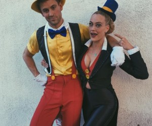dwts, disney week, and nick viall image