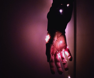 alternative, light, and aesthetic image