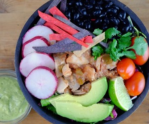 salad, chicken salad, and monthly special image